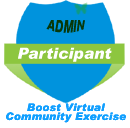 Boost Virtual Community Exercise
